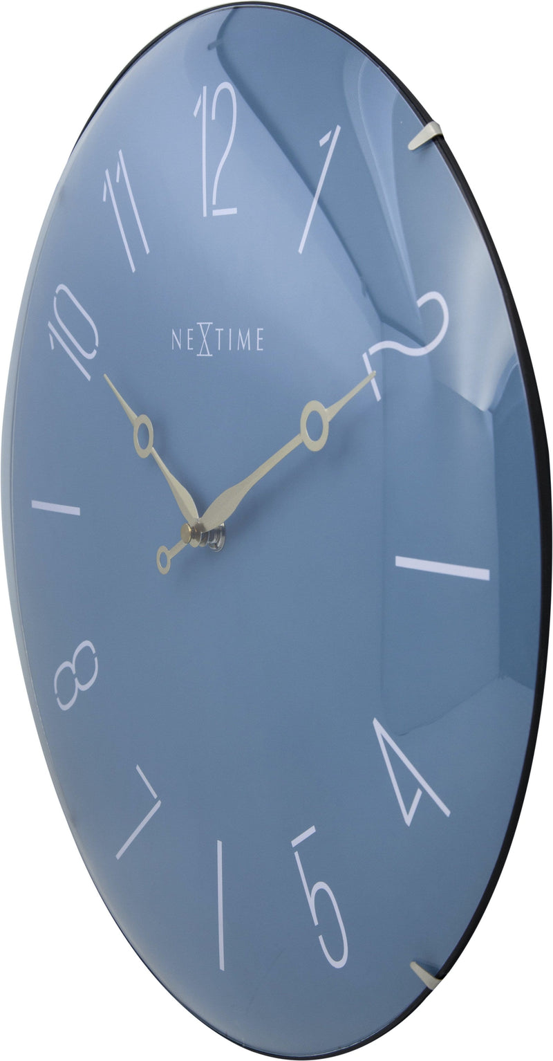 rightside 3158BL,Trendy Dome,NeXtime,Glass,Blue,