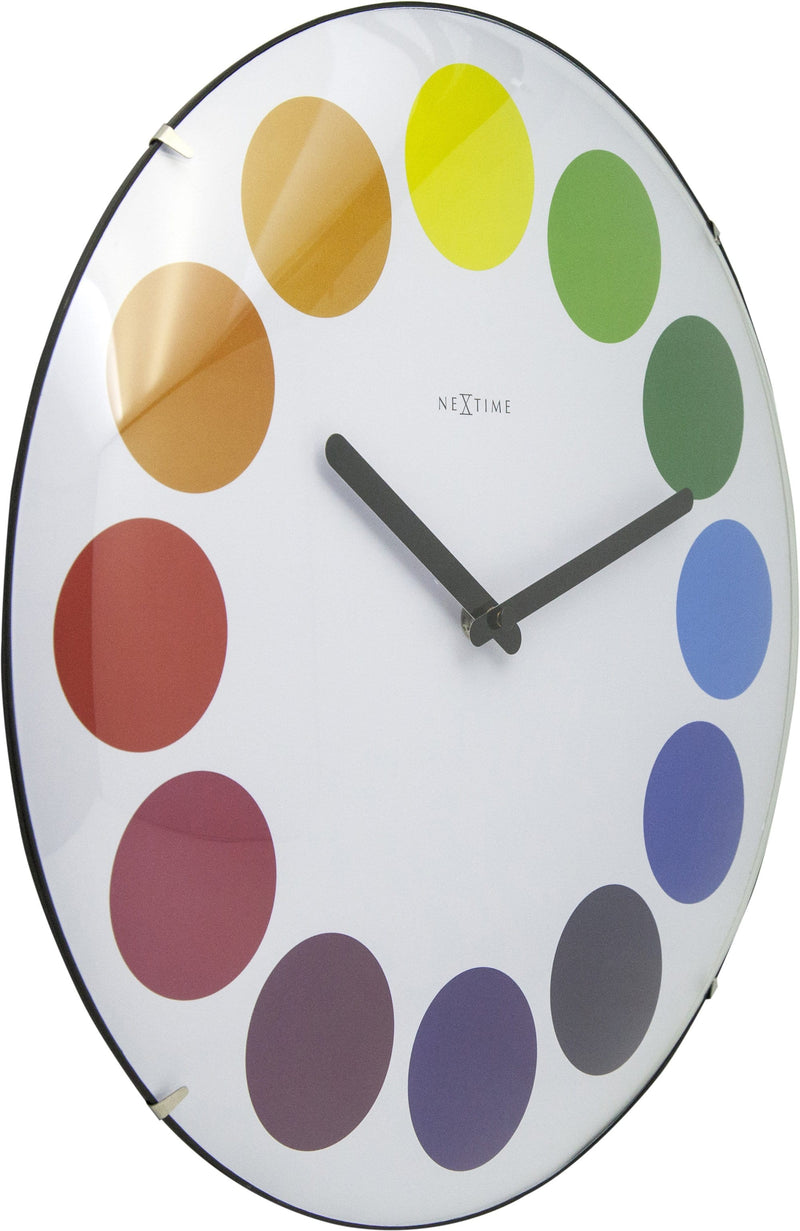leftside 3166,Dots Dome,NeXtime,Glass,Multicolor,