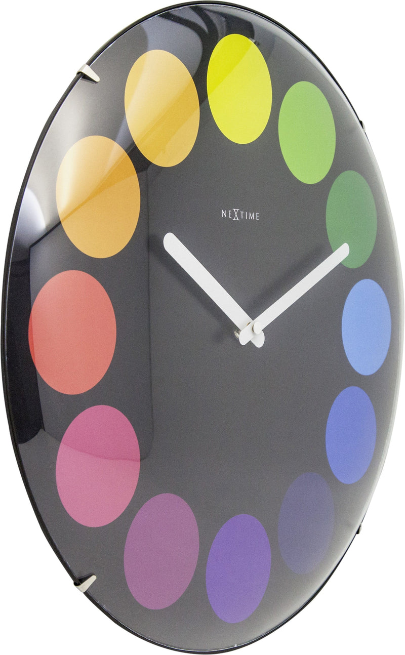 leftside 3167,Dots Dome,NeXtime,Glass,Multicolor,