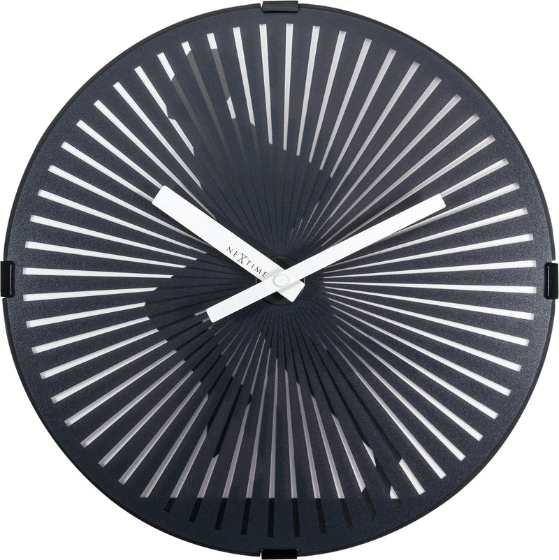 Front Picture 3220,Running Man,Wall clock,High Torque,Plastic,Black