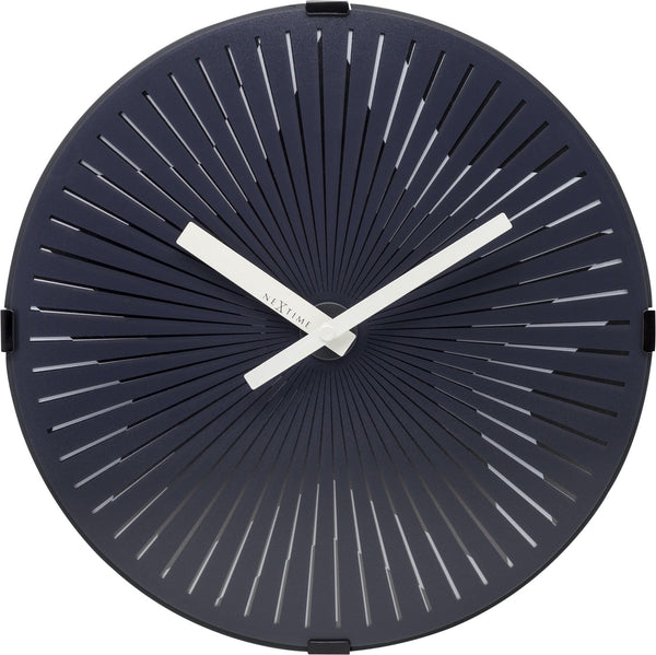 Front Picture 3224,Motion Star - White,Wall clock,High Torque,Plastic,White