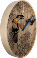 leftside 3230,Tropical Birds,NeXtime,Wood,Wood