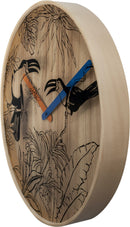rightside 3230,Tropical Birds,NeXtime,Wood,Wood