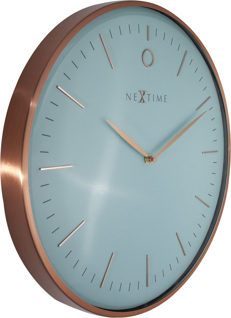 leftside 3235TQ,Glamour,NeXtime,Metal,Turquoise