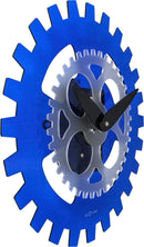 leftside 3241BL,Moving Gears,NeXtime,Acrylic,Blue,