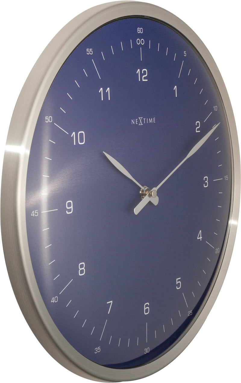 leftside 3243BL,60 Minutes,NeXtime,Metal,Blue,