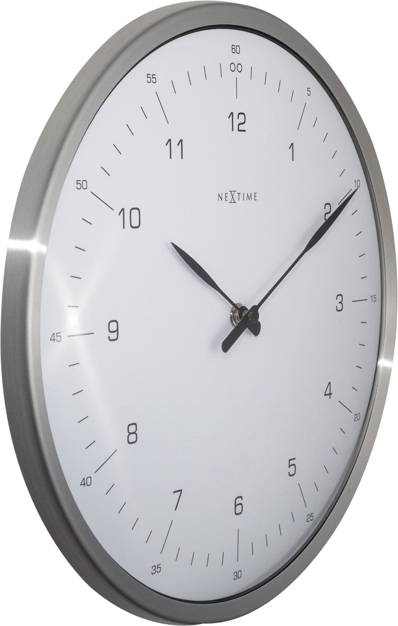leftside 3243WI,60 Minutes,NeXtime,Metal,White,