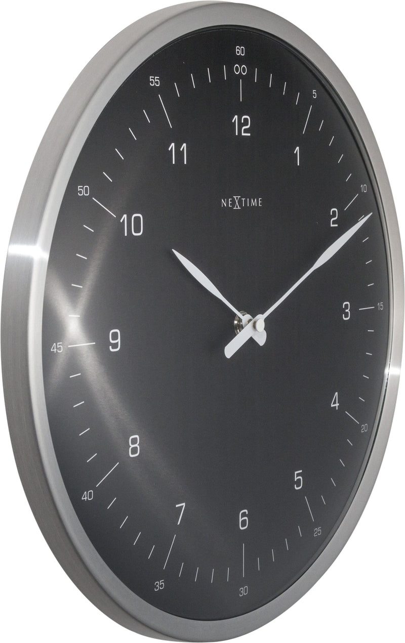 leftside 3243ZW,60 Minutes,NeXtime,Metal,Black,