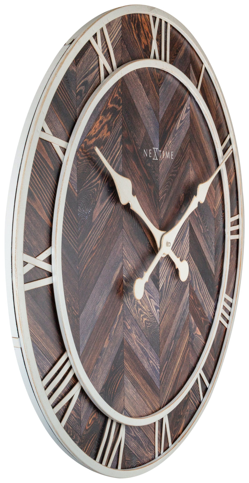 leftside 3245BR,Roman Vintage,NeXtime,Wood,Brown