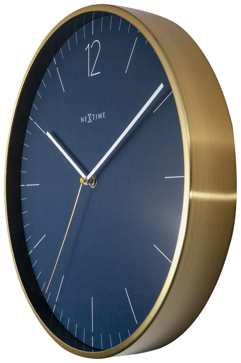 rightside 3252BL,Essential Gold,NeXtime,Metal,Blue,