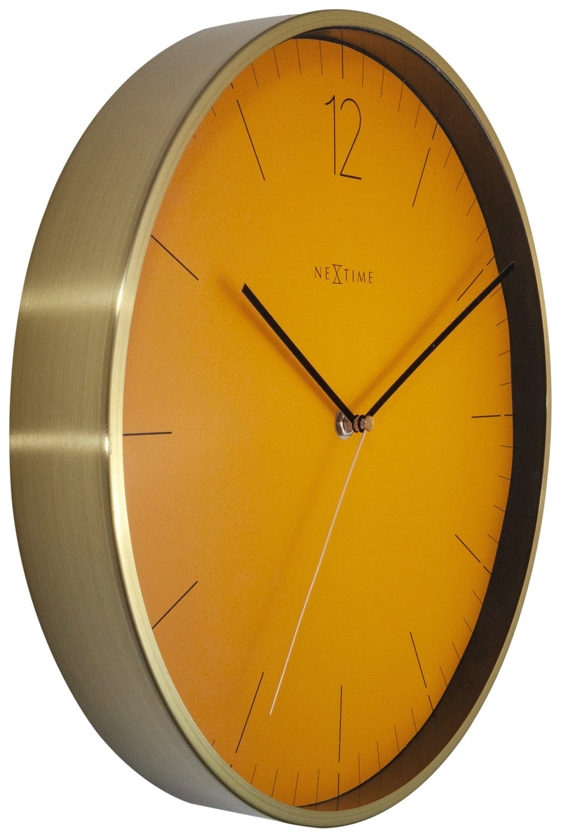 leftside 3252FM,Essential Gold,NeXtime,Metal,Orange,