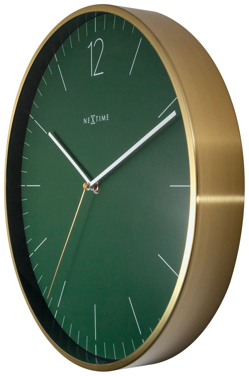 rightside 3252GN,Essential Gold,NeXtime,Metal,Green,