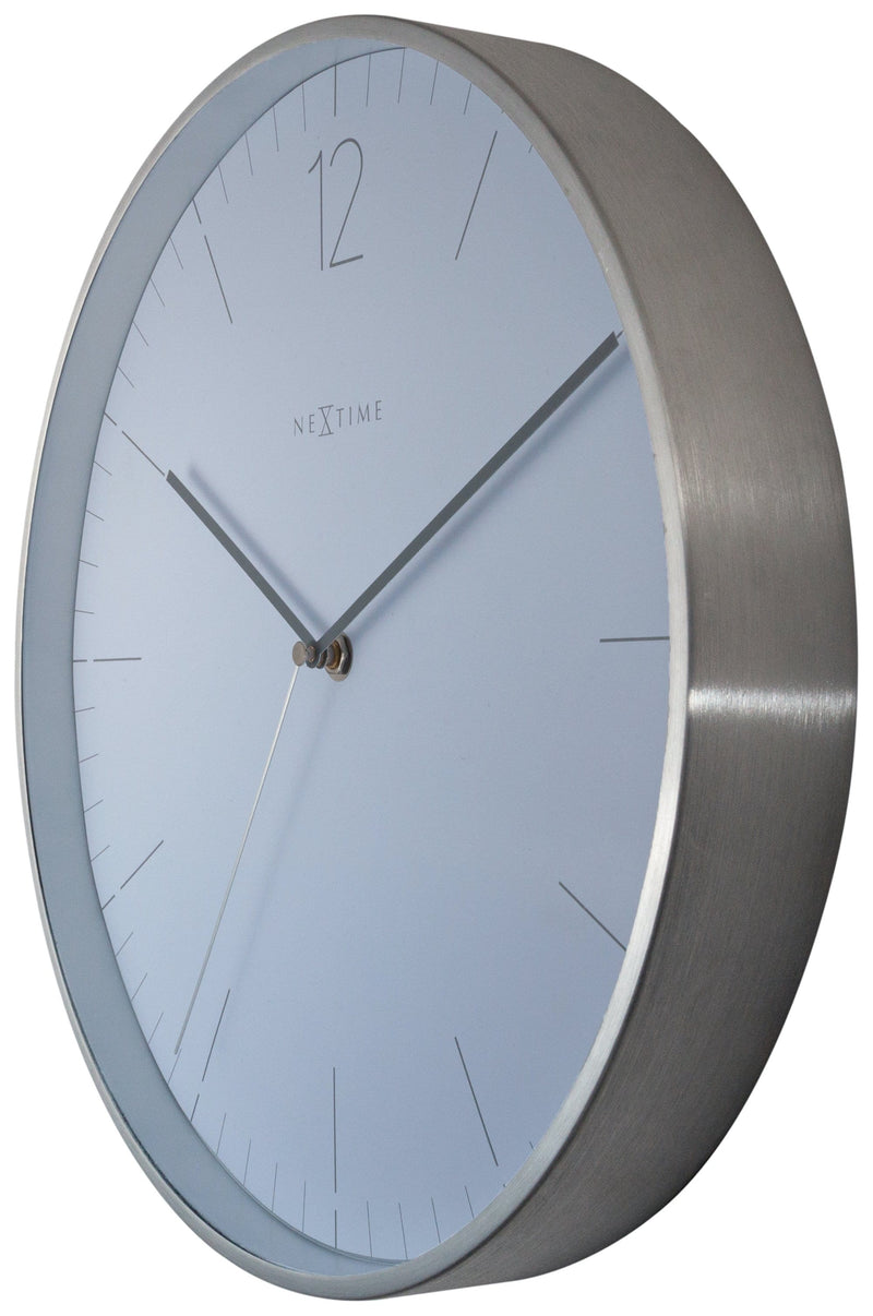 rightside 3254WI,Essential Silver,NeXtime,Metal,White,