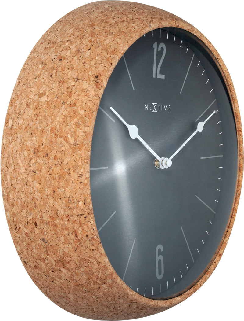 leftside 3509GS,Cork,NeXtime,Cork,Grey,