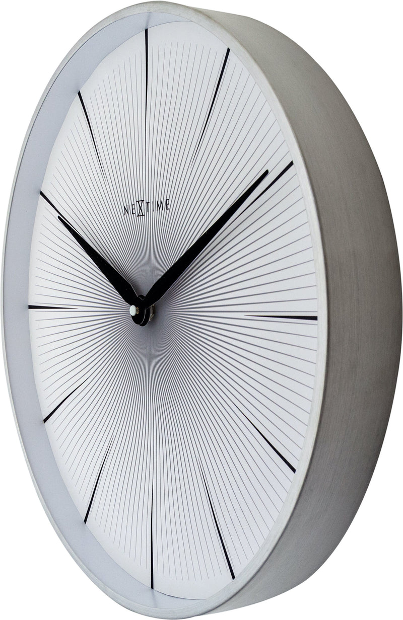 rightside 3511WI,2 Seconds,NeXtime,Aluminium,White,