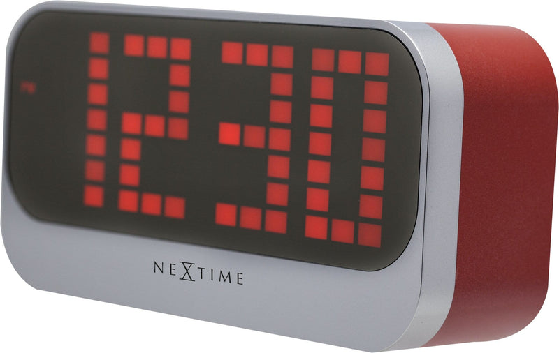 rightside 5211RO,Loud Alarm,NeXtime,ABS,Red,