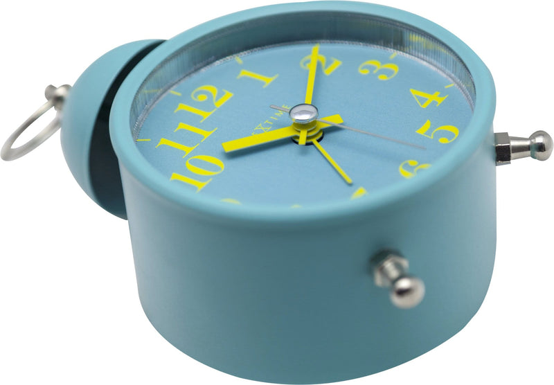 detail 5213TQ,Single Bell,NeXtime,Metal,Turquoise,