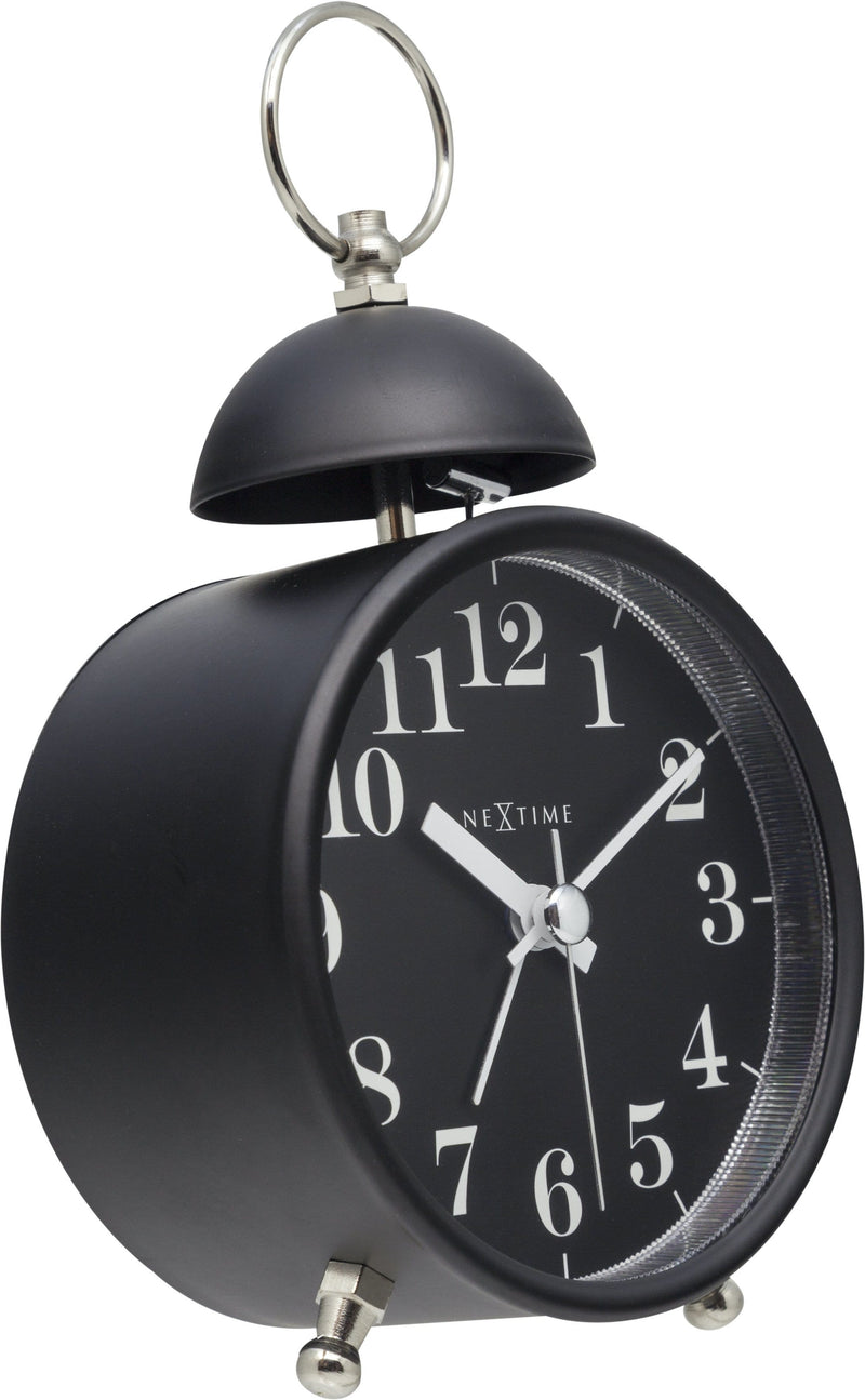 leftside 5213ZW,Single Bell,NeXtime,Metal,Black,