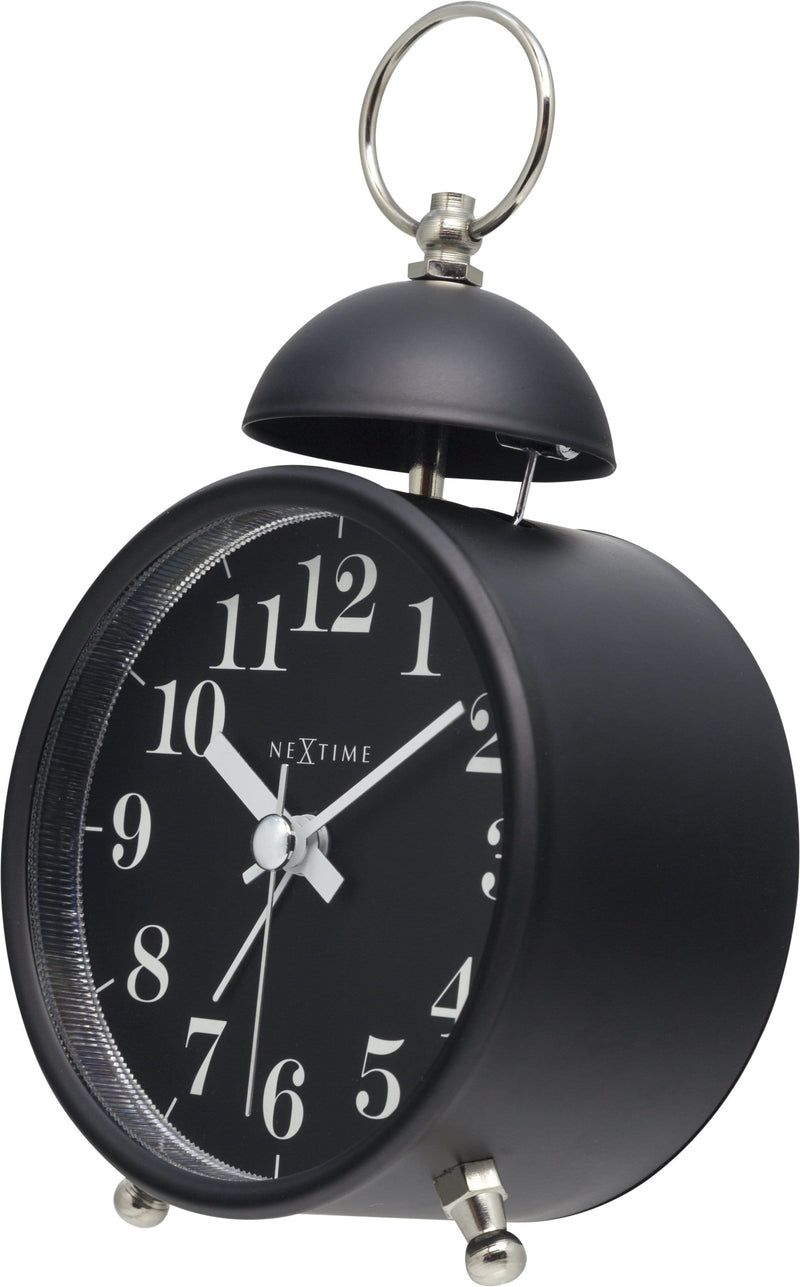 rightside 5213ZW,Single Bell,NeXtime,Metal,Black,