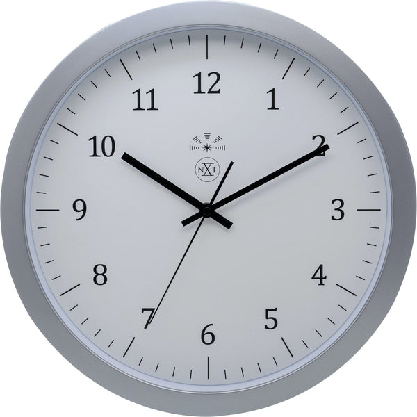 Front Picture 7322RC,Classic,Wall clock,RC,Plastic,Silver