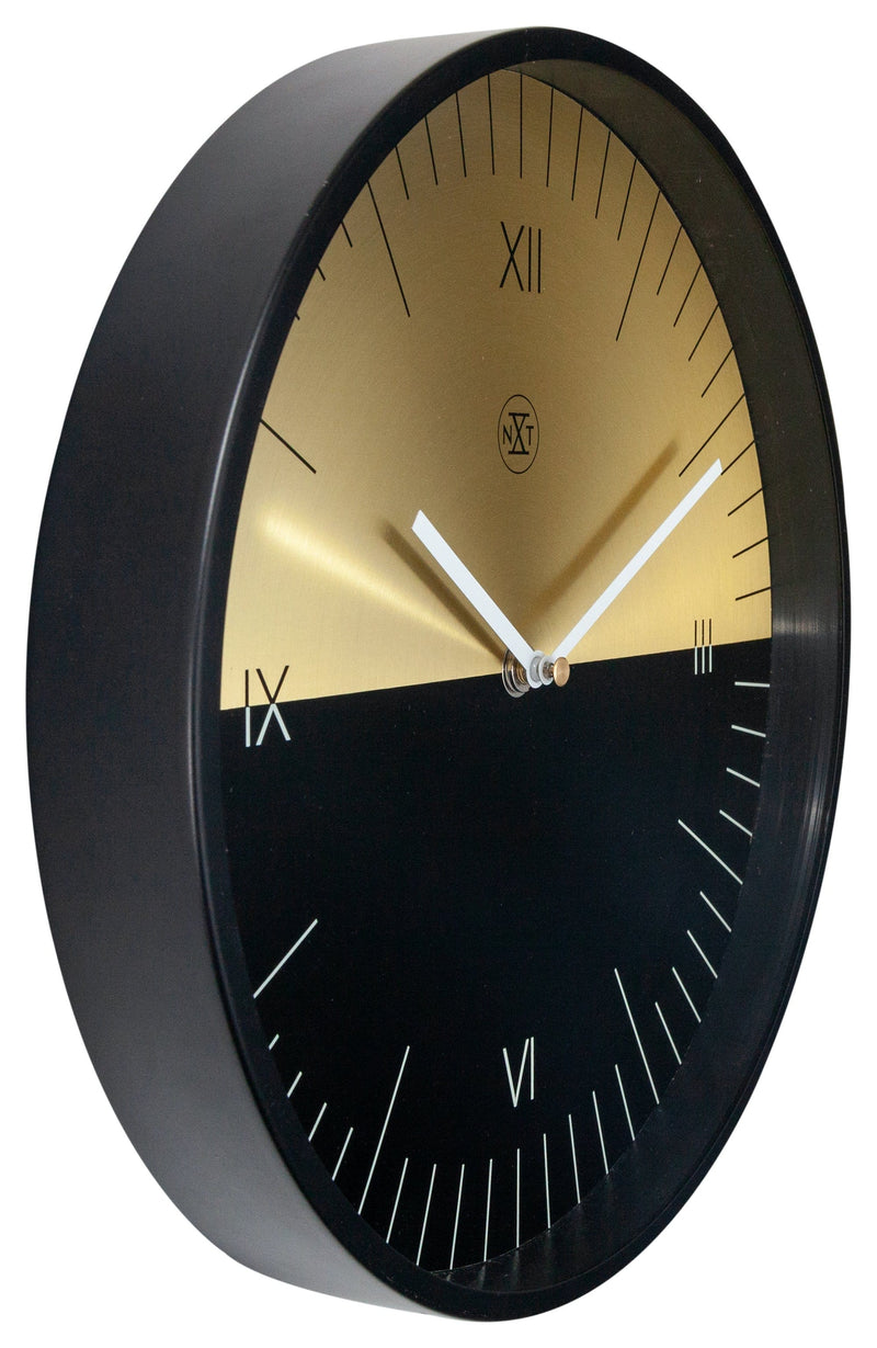 leftside 7335,Half,nXt,Aluminium,Gold/Black