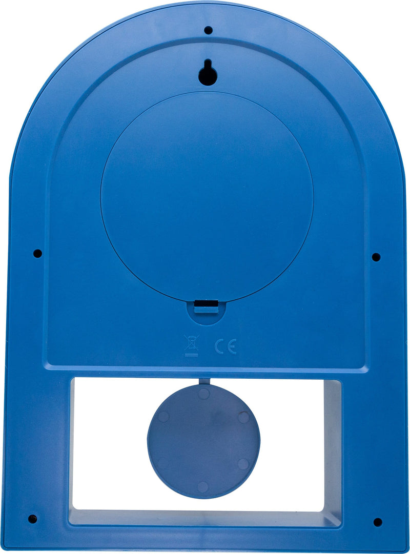 back 7340BL,Swing Table,nXt,Plastic,Blue,