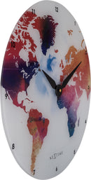 leftside 8187,Colorful World,NeXtime,Glass,Multicolor