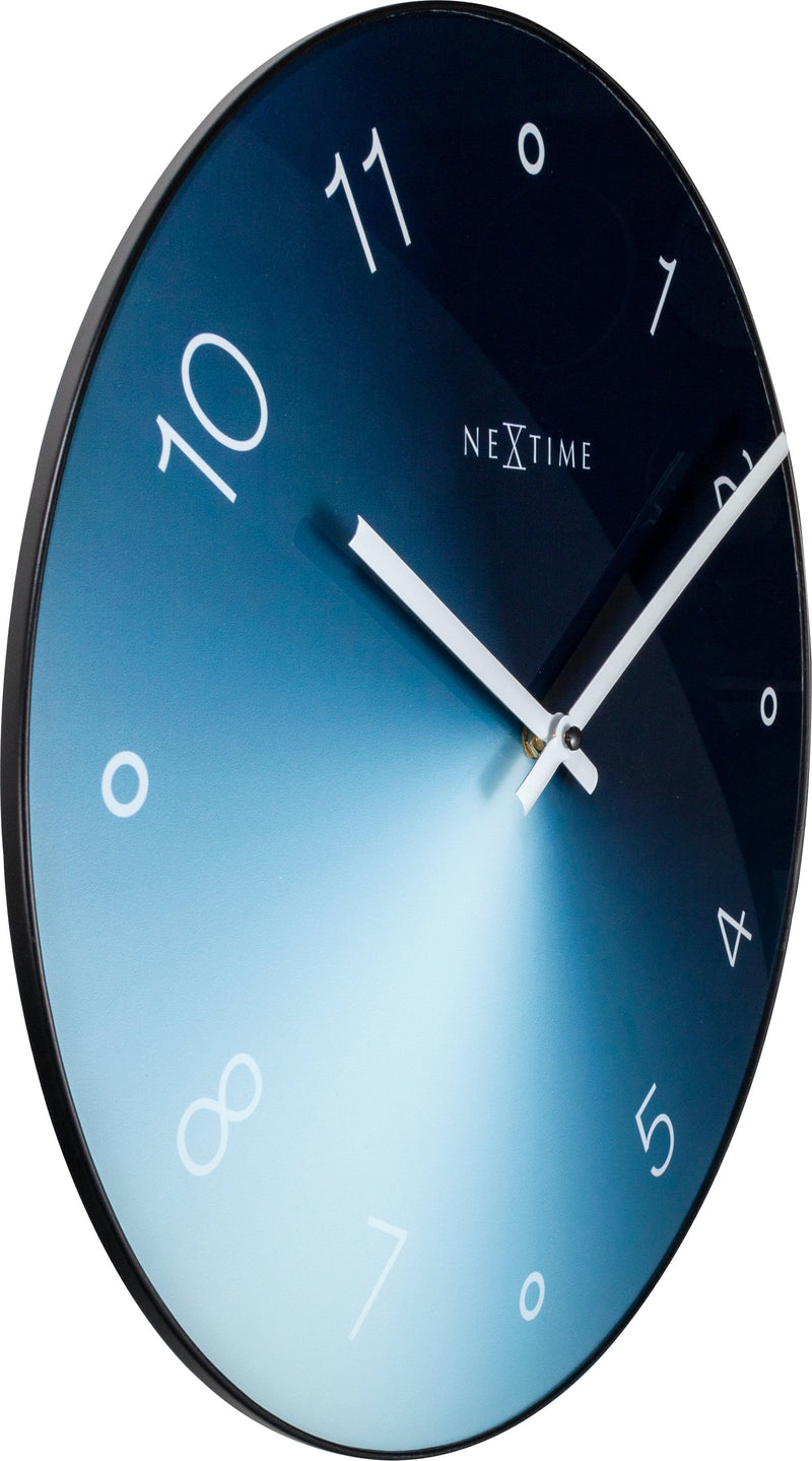 leftside 8194BL,Gradient,NeXtime,Glass,Blue