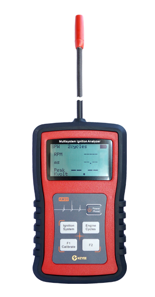 Ignition Analyzer Scope
