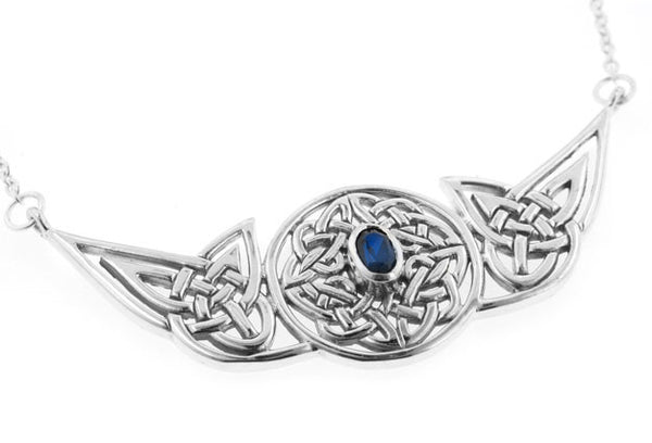 Sterling Silver Eternal Celtic Knot 18
