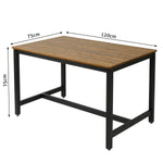 Meerveil Dining Table Set---B08P1PYN3Y