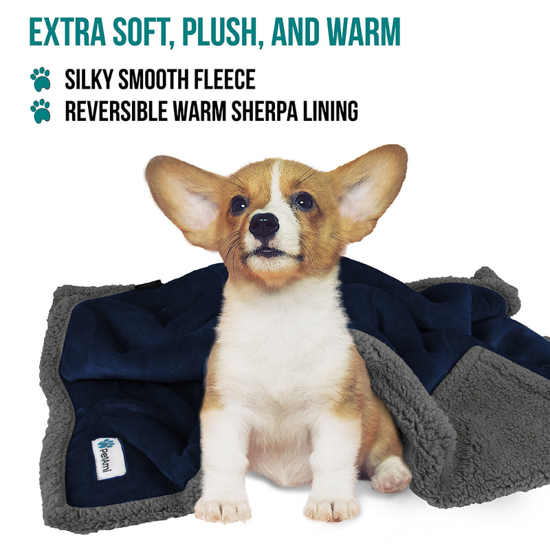Fleece Pet Blanket (Small)