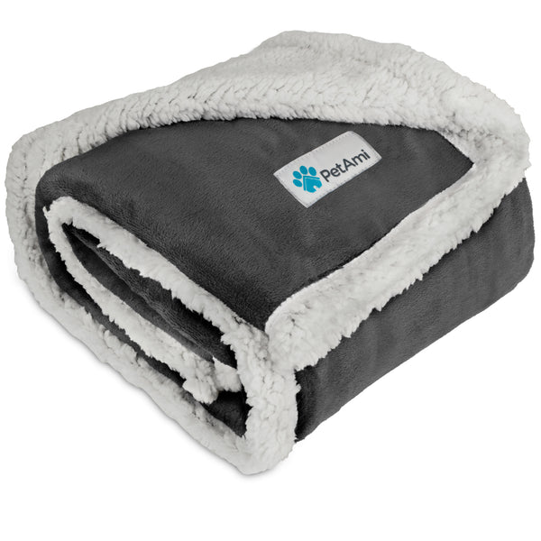 Fleece Pet Blanket (S-XL)