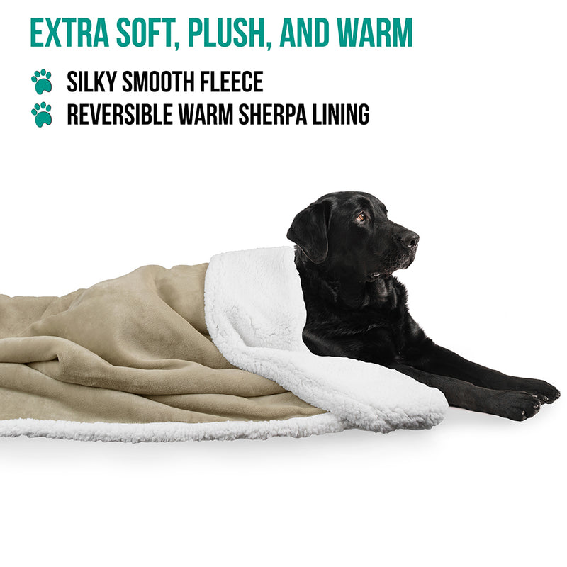 Fleece Pet Blanket (Medium)