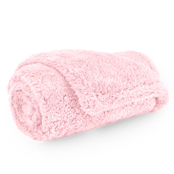 Waterproof Fluffy Pet Blanket