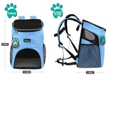 Classic 1-Way Entry Pet Carrier Backpack
