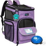 Premium 4 Way Entry Backpack Pet Carrier