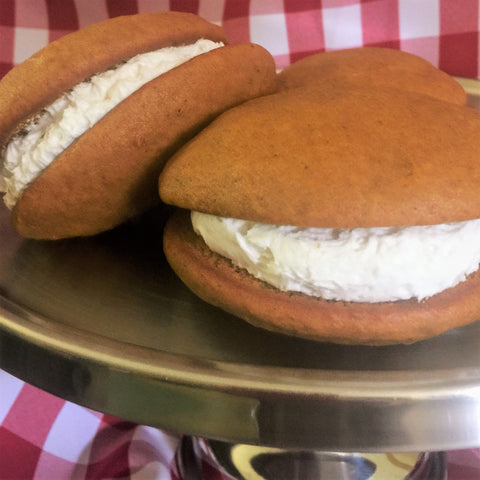 9/22 Buggy Bake - Pumpkin Whoopie Pie