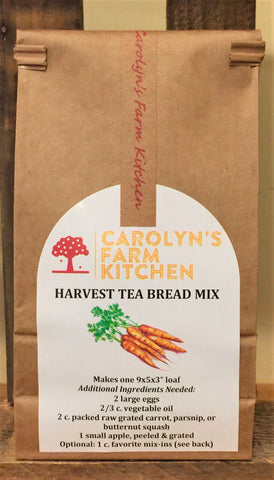 Harvest Tea Bread