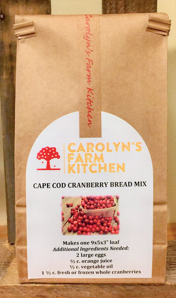 Thanksgiving Delivery 11/25 - Large Loaf Cranberry Bread