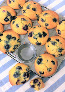 Corn Blueberry Muffin Mix