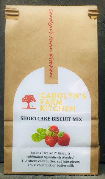 Shortcake Biscuit Mix