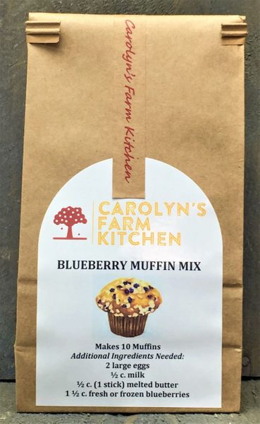 Country Muffin Mix