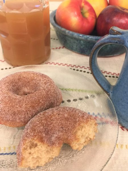 Cider Donut Baking Mix