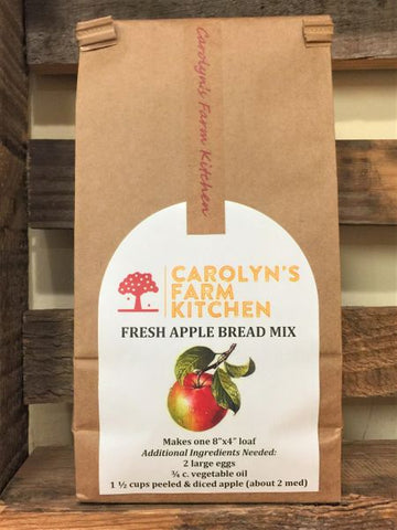 Fresh Apple Bread Mix