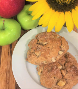 Apple-Cinnamon Scone