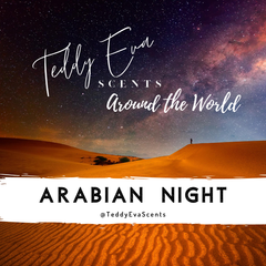 Arabian Night Teddy Pot
