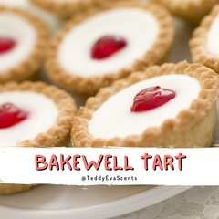 Bakewell Tart Teddy Pot