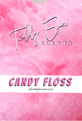 Candy Floss Teddy Clamshell
