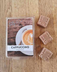 Cappuccino Teddy Clamshell